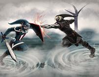 Captain Hyrule: Twilight Soldier