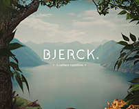 BJERCK - Corporate Identity / Branding