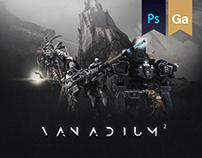 RF Online Interface: Vanadium²