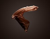 Dance of fabrics