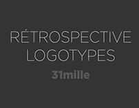 Rétrospective logotypes