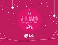 LG - Campaña Navidad