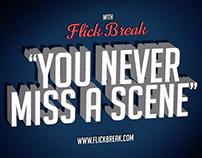 Flick Break Animation