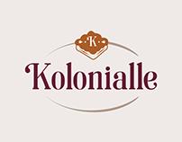 Kolonialle | Identidade visual e embalagens