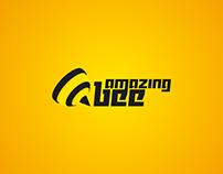 Amazing Bee Logo & Website