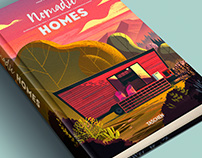 Nomadic Homes Illustrations