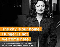 Food Bank For New York Campaign