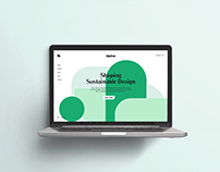 Sustainable Design Platform: Thrive