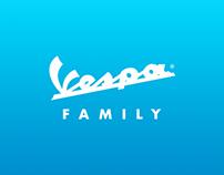 Vespa Family