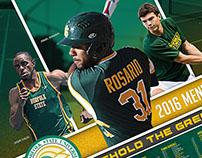 NSU Spring Men's / Women's Sports Poster_2016