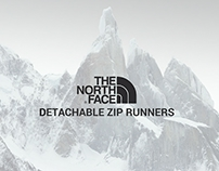 The North Face - Detachable Zip Runners