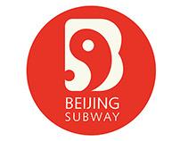 Beijing Subway Map Redesign