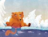 How bear lost its tail