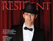 Resident Magazine Publication
