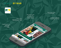Play it by War IOS Application
