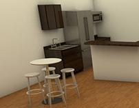 Studio Condo Layout - Vectorworks Final for CADD