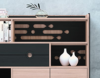 Lucnica furniture range