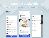 Material Design Kit · 2018 guidelines updated!