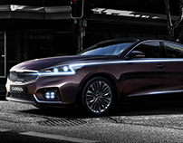 Kia Cadenza Launch
