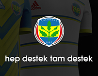 FENERBAHCE SK COMPLETE REDESIGN
