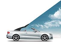 Audi | A5 cabriolet | Print