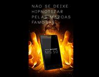 MULTILASER   Lançamento Smartphone MS50