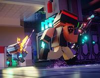 Pixel Gun 3D Trailer