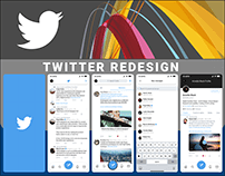 TWITTER MOBILE APPLICATION REDESIGN