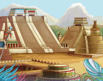 """Online slot machine for Purchase - """"Mexica"""""""