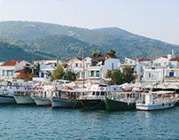 Skiathos Town II