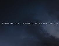 Bryon Maloche Portfolio 2020