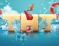 TNT Summer party | website
