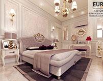 Modern Classic Bedroom | Design
