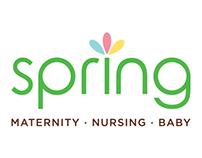 Spring Maternity – Website