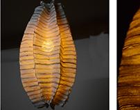 HANDWOVEN LAMPS