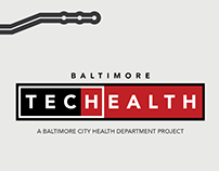 TECHealth Logo & Program Booklet- Innovation Health