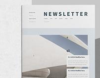 Signum Newsletter Design