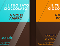 'Your chocolate side' packaging concept
