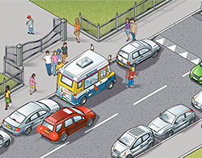 Images from the Highway Code