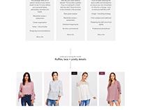ladies dress Store