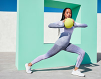 Target All In Motion Winter Campaign