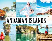 Free Andaman Islands Mobile & Desktop Lightroom Presets