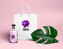 Fragrance Collection - Branding & Packaging
