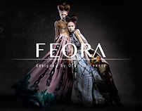 FEORA 18'A/W Ad' Campaign