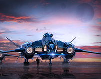 VANGUARD VARIANTS - STAR CITIZEN