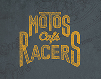 Motos Café Racers TV Show Logo.