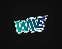 LOGO - Wave gaming Counter Strike GO