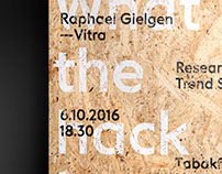 AREA x Vitra // What the hack is future?