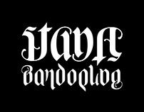 Stana — Bandooloo — Album Art Direction — byDBDS®