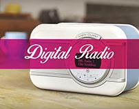 VQ DAB Radios
